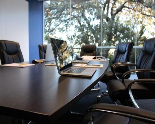 Resignation of a LLC member