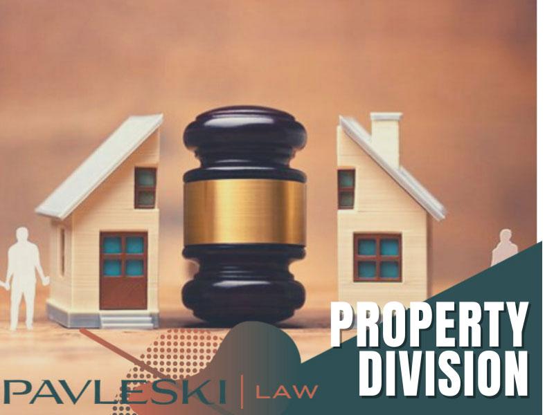 property divorce